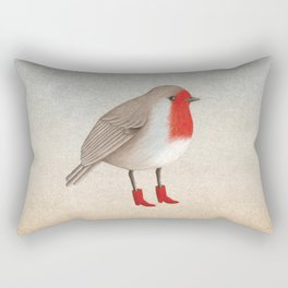 Robin Rectangular Pillow