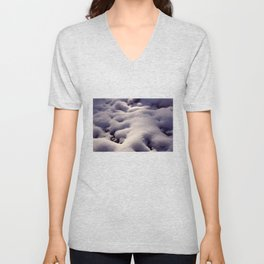 There's Snow Such Thing As Magic Unisex V-Neck
