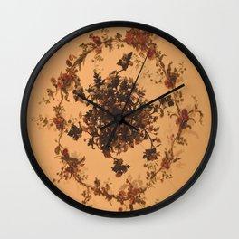 Ceci n'est pas un bouquet Wall Clock