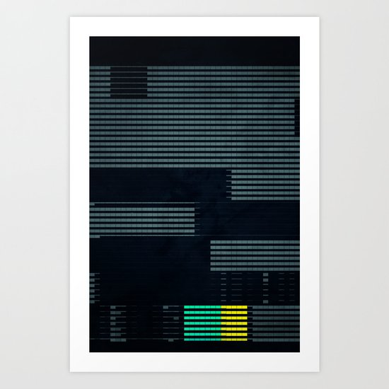 LYVYLS Art Print