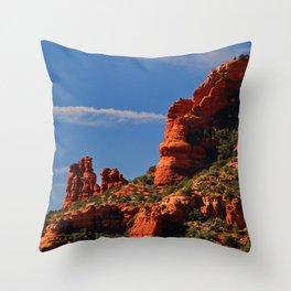 Boynton Pass Vortex Throw Pillow