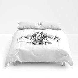 Craw de Lis Comforters