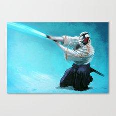 Cymurai 08 Canvas Print