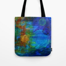 Unseen Worlds Tote Bag