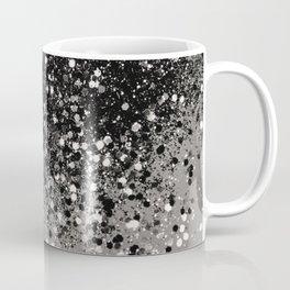 Silver Gray Glitter #1 #shiny #decor #art #society6 Coffee Mug