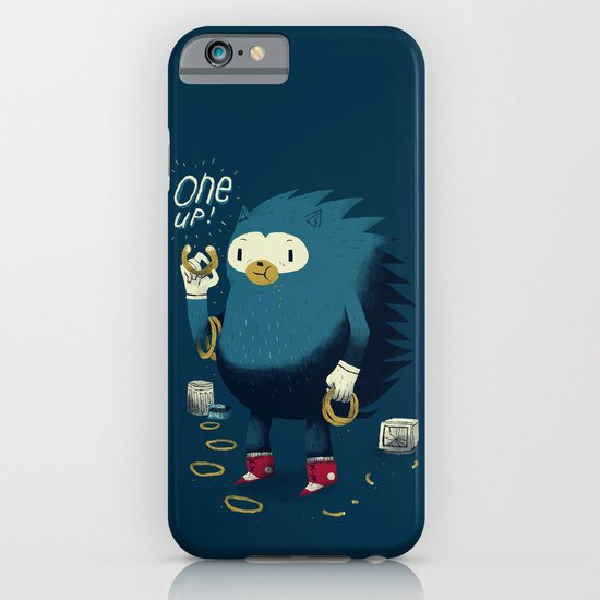1 up! iPhone & iPod Case