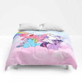 My Little Pony all generations so far Comforters