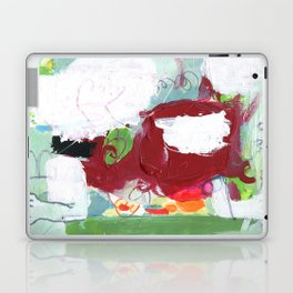 BOUNCY SEAT Laptop & iPad Skin