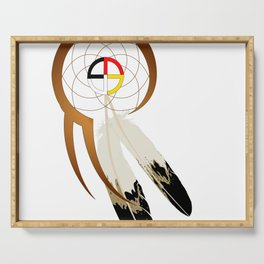 Dreamcatcher Serving Tray