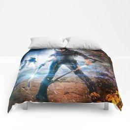 Under My Heel Comforters