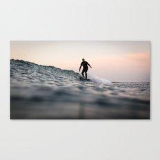 Jeffrey Morris - 3 Canvas Print