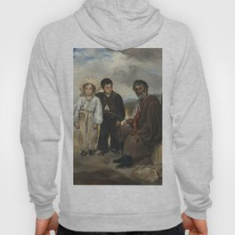Edouard Manet The Old Musician 1862 Painting Hoody