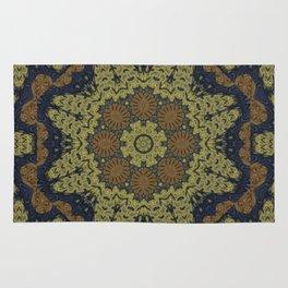 Fractal Carpet Mandala 24 Rug