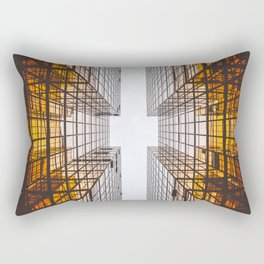 the hotel at times square Rectangular Pillow
