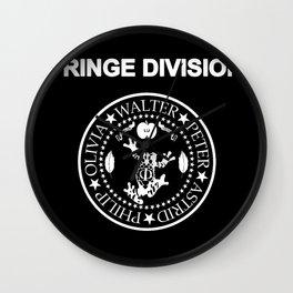 Fringe Division I wanna be sedated Wall Clock