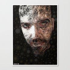 Luke_Beard Canvas Print