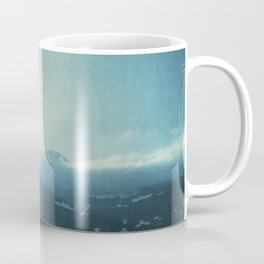 LightFall - Sunrise over the Italian Alps Coffee Mug