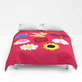 8 femmes Comforters