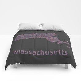 Massachusetts Comforters