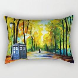 Romantic Rectangular Pillow