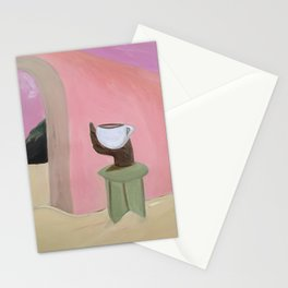 Offerings to my inner Goddess Stationery Cards
