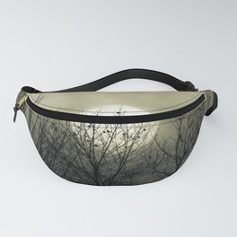 Winter Into Spring Fanny Pack