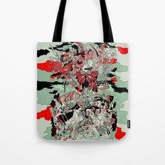 UNINVITED GARDEN Tote Bag