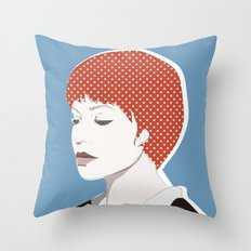 I love you also means Throw Pillow