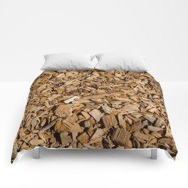 Wood Chips ! Comforters