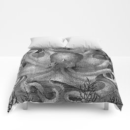 A Monster Octopus Comforters