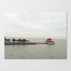 Stranded Canvas Print