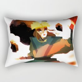 Avatar Kyoshi II Rectangular Pillow