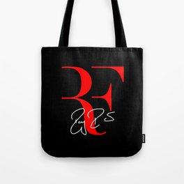 Roger Federer (RF) Signature Tote Bag