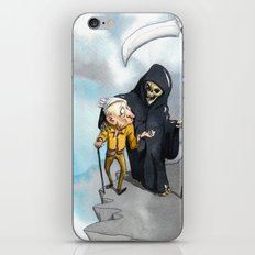Suspense iPhone & iPod Skin