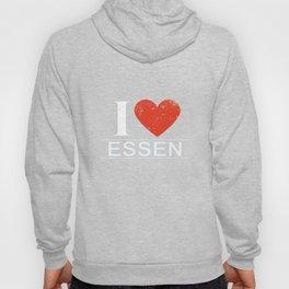 I Love Essen Hoody