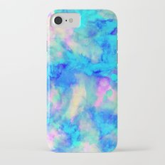 Electrify Ice Blue iPhone 8 Slim Case