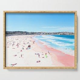 Bondi Beach Fine Art Serving Tray
