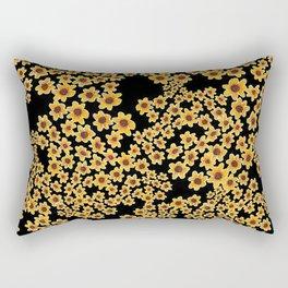 ditsy floral Rectangular Pillow