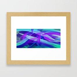 Cool Summer Framed Art Print