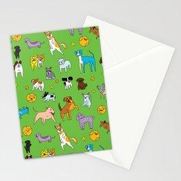 Dog Park Stationery Cards