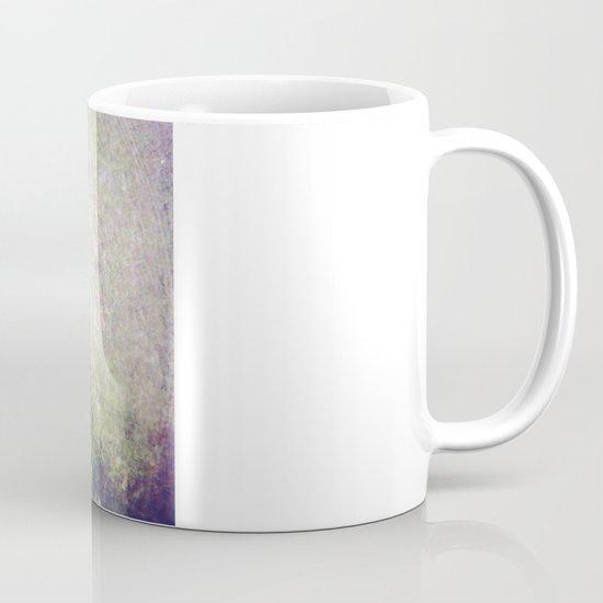 Flowers Plastic Camera Double Exposure Mug