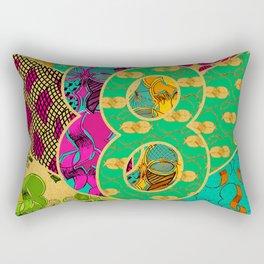 Tile 8 Rectangular Pillow
