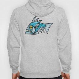 Escher Fish pattern I Hoody