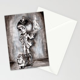 Miss Terry Riddles Stationery Cards