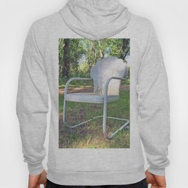 Vintage Chair by the Road Hoody