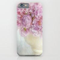 dreamy peonies Slim Case iPhone 6s