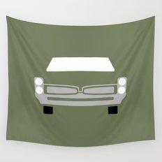 Pontiac GTO ( 1967 ) Wall Tapestry
