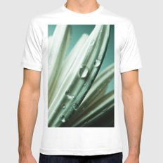 Ordinary Life MEDIUM Mens Fitted Tee White