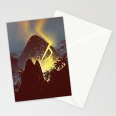 Boom! (Cropped Version) Stationery Cards