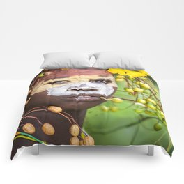 Ornament Comforters